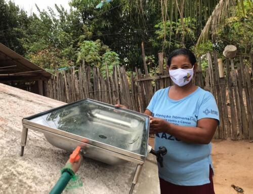 Startup leva água potável aos rincões do Maranhão